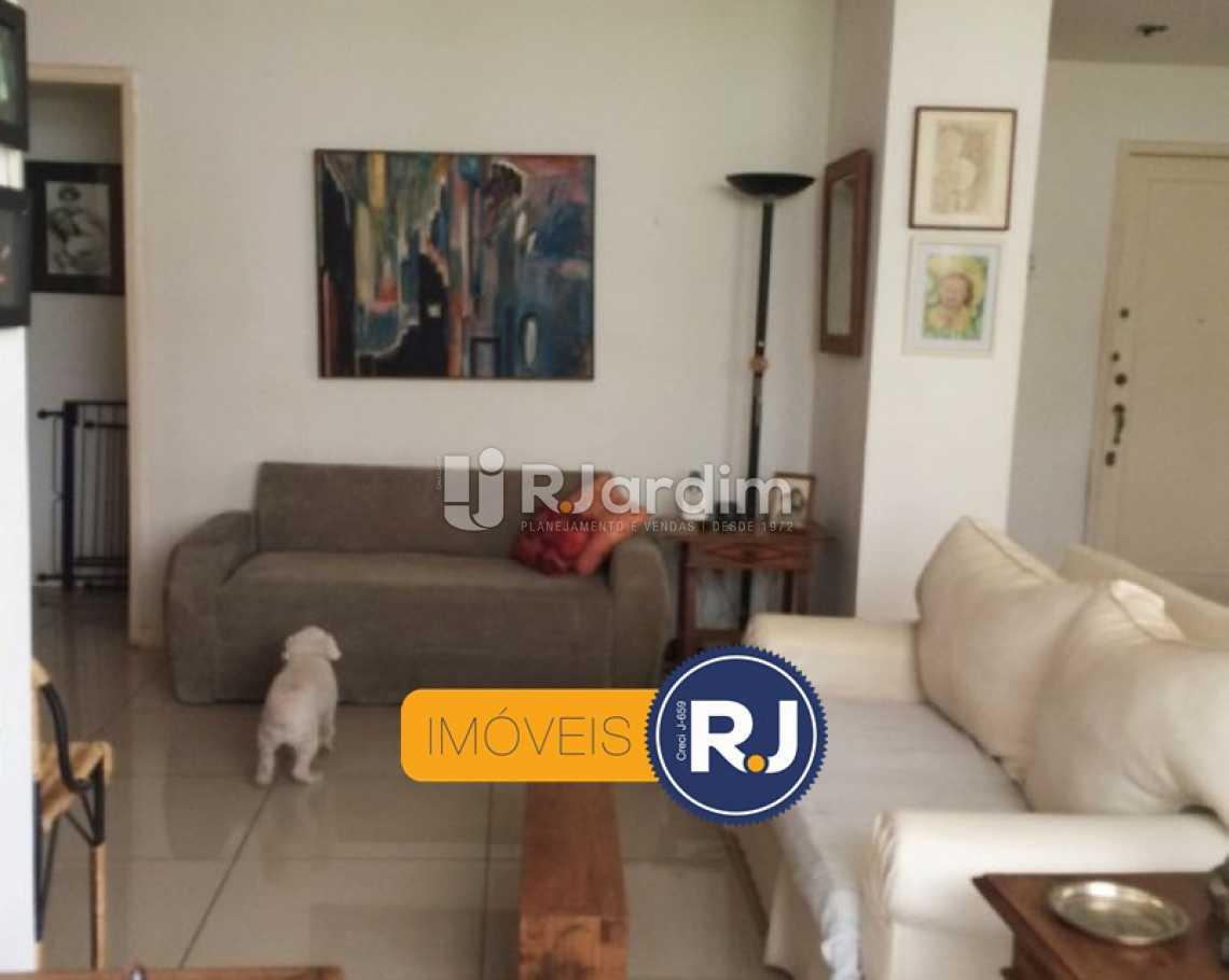 Sala - Apartamento à venda Rua Voluntários da Pátria,Botafogo, Zona Sul,Rio de Janeiro - R$ 1.000.000 - LAAP30363 - 6