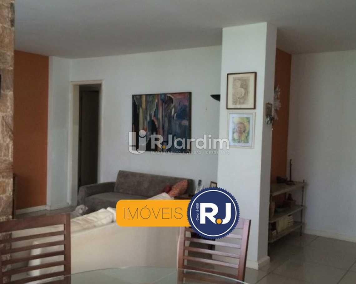 Sala - Apartamento à venda Rua Voluntários da Pátria,Botafogo, Zona Sul,Rio de Janeiro - R$ 1.000.000 - LAAP30363 - 3
