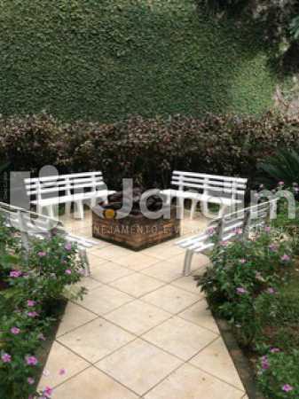 Jardim  - Casa À VENDA, Cosme Velho, Rio de Janeiro, RJ - LACA90003 - 5