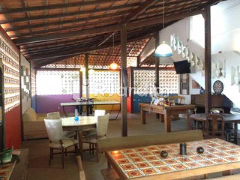 Jogos  - Casa Cosme Velho, Zona Sul,Rio de Janeiro, RJ À Venda, 9 Quartos, 633m² - LACA90003 - 24