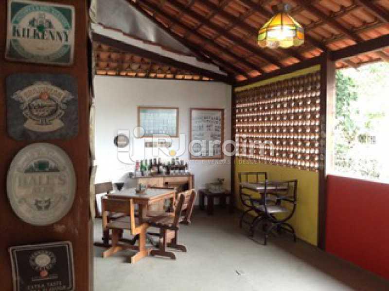 Jogos  - Casa Cosme Velho, Zona Sul,Rio de Janeiro, RJ À Venda, 9 Quartos, 633m² - LACA90003 - 25