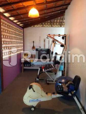 Academia  - Casa Cosme Velho, Zona Sul,Rio de Janeiro, RJ À Venda, 9 Quartos, 633m² - LACA90003 - 27