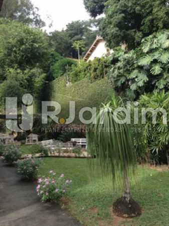 Jardim - Casa À VENDA, Cosme Velho, Rio de Janeiro, RJ - LACA90003 - 4