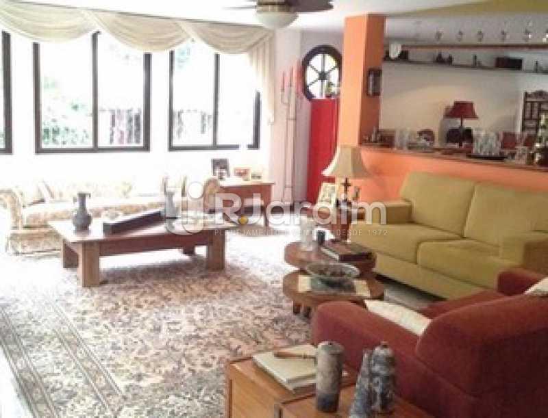 Sala  - Casa Cosme Velho, Zona Sul,Rio de Janeiro, RJ À Venda, 9 Quartos, 633m² - LACA90003 - 10