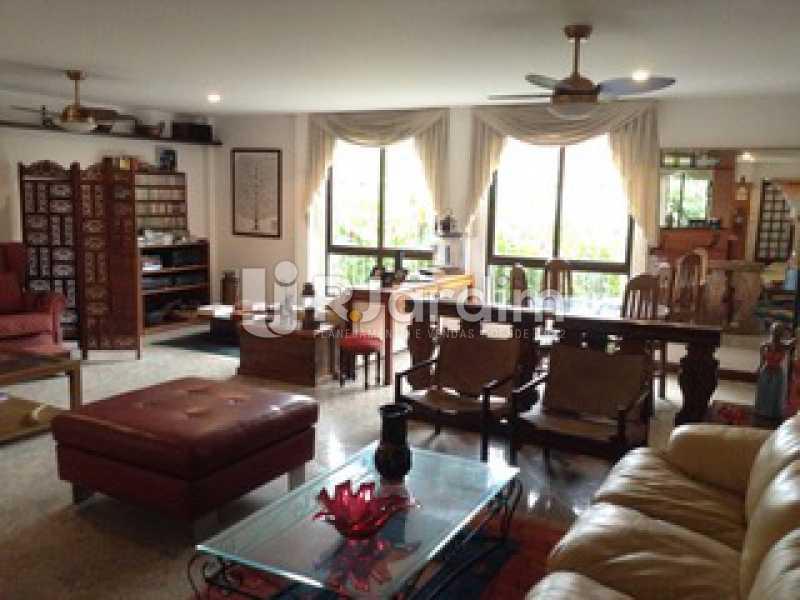 Sala  - Casa Cosme Velho, Zona Sul,Rio de Janeiro, RJ À Venda, 9 Quartos, 633m² - LACA90003 - 12