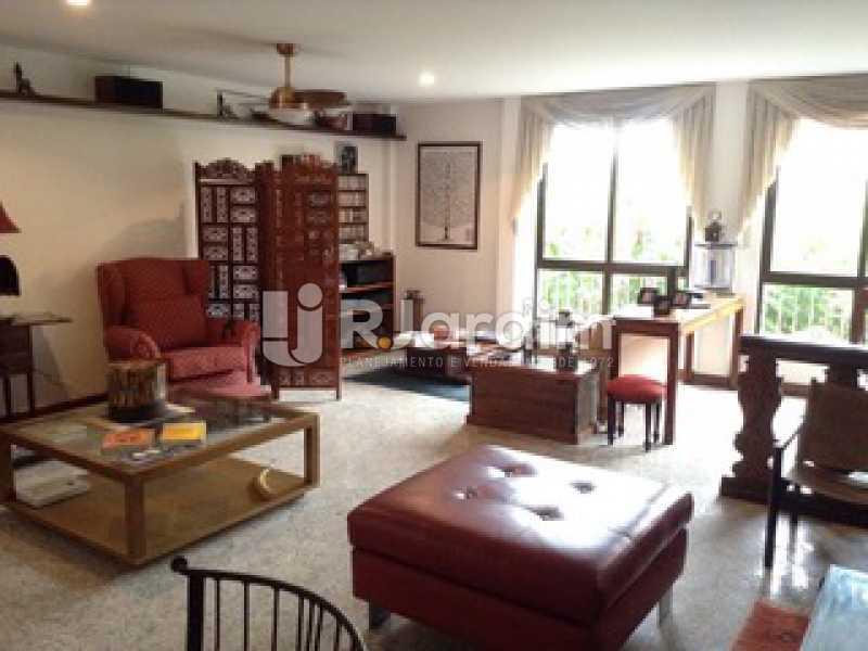 Sala  - Casa Cosme Velho, Zona Sul,Rio de Janeiro, RJ À Venda, 9 Quartos, 633m² - LACA90003 - 13