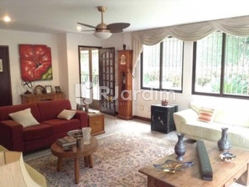 Sala  - Casa Cosme Velho, Zona Sul,Rio de Janeiro, RJ À Venda, 9 Quartos, 633m² - LACA90003 - 9