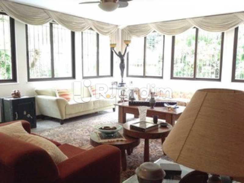 Sala  - Casa À VENDA, Cosme Velho, Rio de Janeiro, RJ - LACA90003 - 11