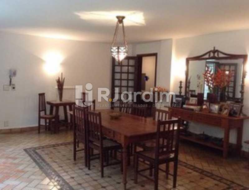 Sala de Jantar  - Casa Cosme Velho, Zona Sul,Rio de Janeiro, RJ À Venda, 9 Quartos, 633m² - LACA90003 - 15
