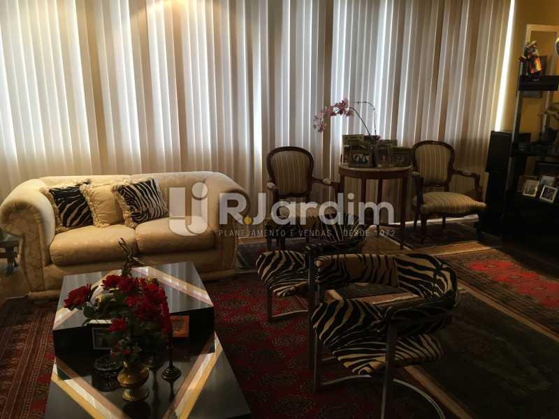 Sala de estar - Apartamento à venda Rua Tonelero,Copacabana, Zona Sul,Rio de Janeiro - R$ 1.970.000 - LAAP30389 - 4