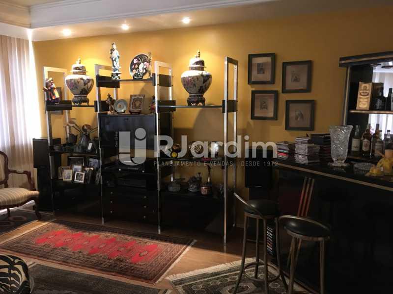 sala de estar - Apartamento à venda Rua Tonelero,Copacabana, Zona Sul,Rio de Janeiro - R$ 1.970.000 - LAAP30389 - 5