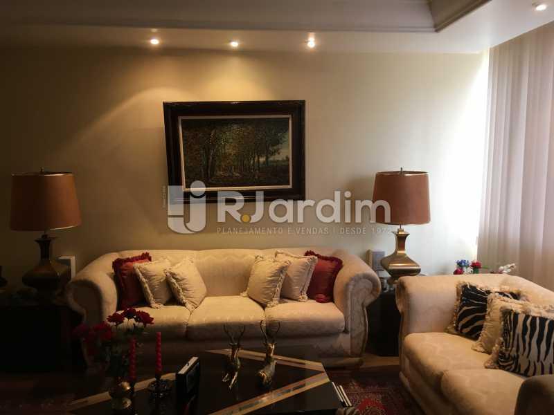 Sala de estar - Apartamento à venda Rua Tonelero,Copacabana, Zona Sul,Rio de Janeiro - R$ 1.970.000 - LAAP30389 - 6