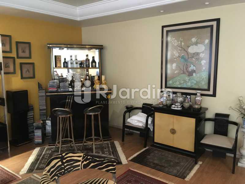 Sala de estar - Apartamento à venda Rua Tonelero,Copacabana, Zona Sul,Rio de Janeiro - R$ 1.970.000 - LAAP30389 - 7