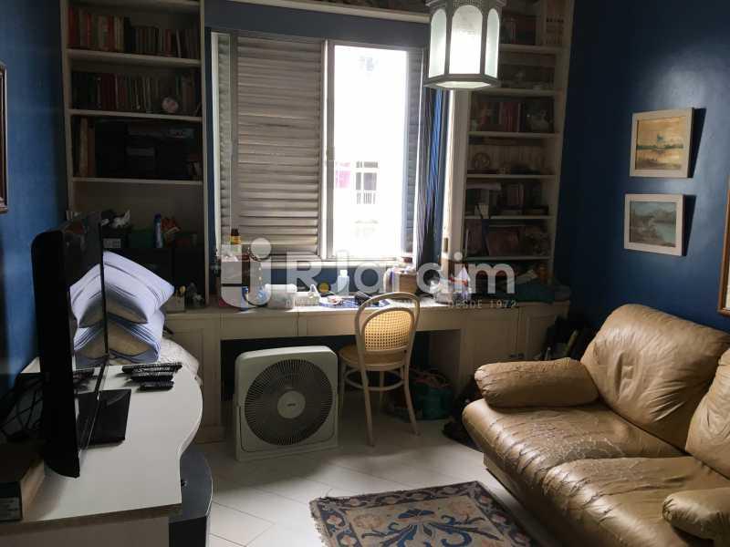 quarto 2 - Apartamento à venda Rua Tonelero,Copacabana, Zona Sul,Rio de Janeiro - R$ 1.970.000 - LAAP30389 - 17