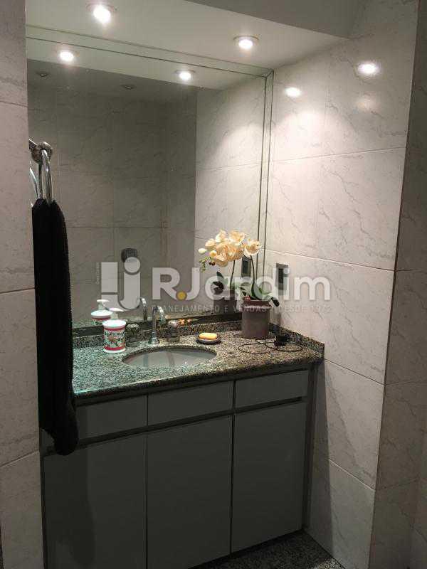 banheiro social 2 - Apartamento à venda Rua Tonelero,Copacabana, Zona Sul,Rio de Janeiro - R$ 1.970.000 - LAAP30389 - 24