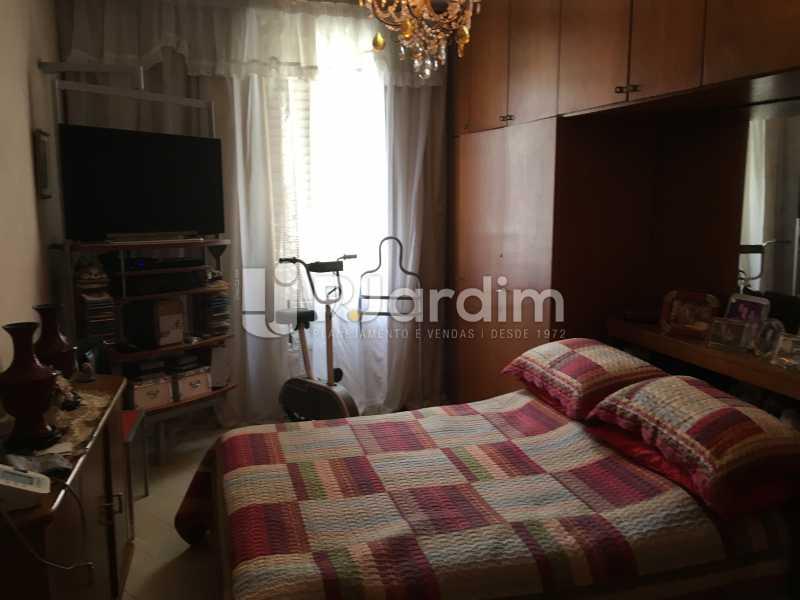 quarto principal - Apartamento à venda Rua Tonelero,Copacabana, Zona Sul,Rio de Janeiro - R$ 1.970.000 - LAAP30389 - 12