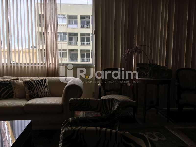 Sala - Apartamento à venda Rua Tonelero,Copacabana, Zona Sul,Rio de Janeiro - R$ 1.970.000 - LAAP30389 - 8