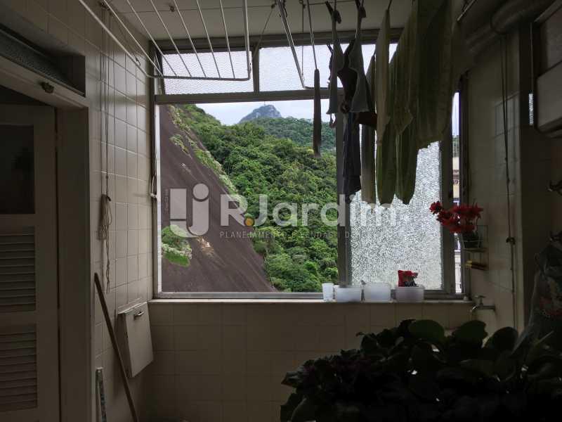 área de seviço - Apartamento à venda Rua Tonelero,Copacabana, Zona Sul,Rio de Janeiro - R$ 1.970.000 - LAAP30389 - 28