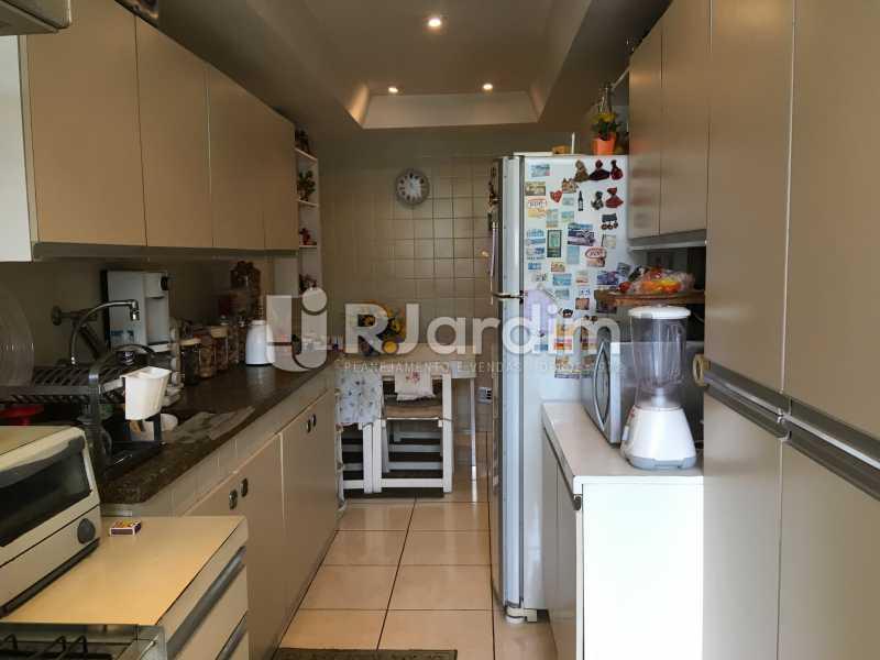 cozinha - Apartamento à venda Rua Tonelero,Copacabana, Zona Sul,Rio de Janeiro - R$ 1.970.000 - LAAP30389 - 25