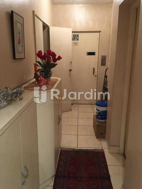 área de serviço - Apartamento à venda Rua Tonelero,Copacabana, Zona Sul,Rio de Janeiro - R$ 1.970.000 - LAAP30389 - 29