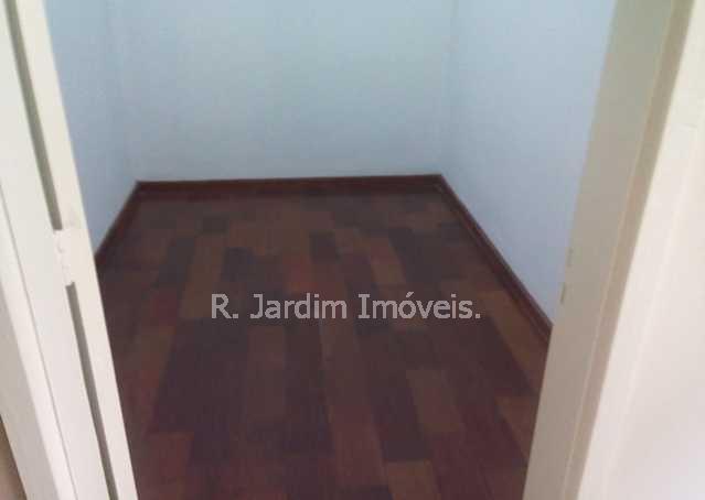 Banheiro de Serviço - Apartamento - / Residencial / Botafogo / Zona sul / Rio de Janeiro RJ - LAAP30429 - 22