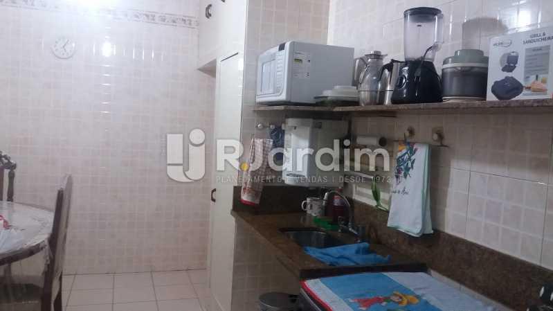 Copa-cozinha - Apartamento 3 Quartos Copacabana Zona sul Rio de Janeiro RJ - LAAP30453 - 15