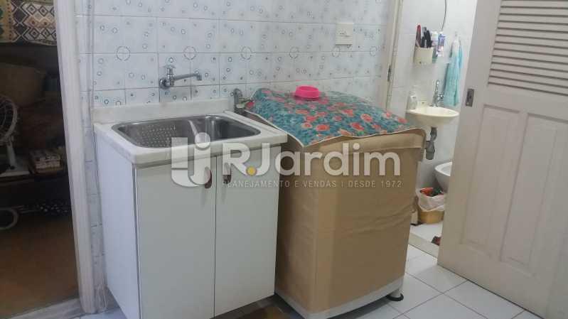 Área - Apartamento 3 Quartos Copacabana Zona sul Rio de Janeiro RJ - LAAP30453 - 16