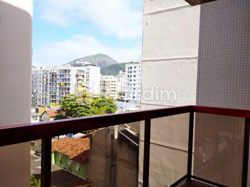 Botafogo  - Flat 2 quartos para alugar Botafogo, Zona Sul,Rio de Janeiro - R$ 2.900 - LAFL20007 - 1