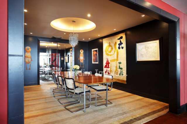 Sala de Jantar  - Apartamento 4 Quartos Ipanema Zona Sul Rio de Janeiro RJ - LAAP40220 - 10