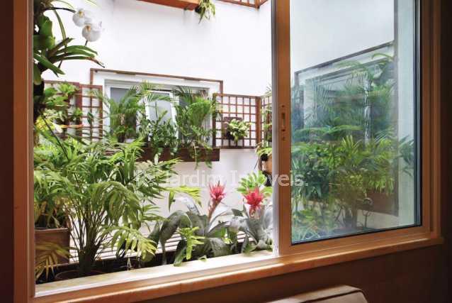 Jardim de Inverno  - Apartamento 4 Quartos Ipanema Zona Sul Rio de Janeiro RJ - LAAP40220 - 13