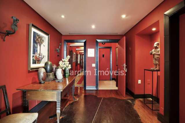 Hall - Apartamento 4 Quartos Ipanema Zona Sul Rio de Janeiro RJ - LAAP40220 - 3