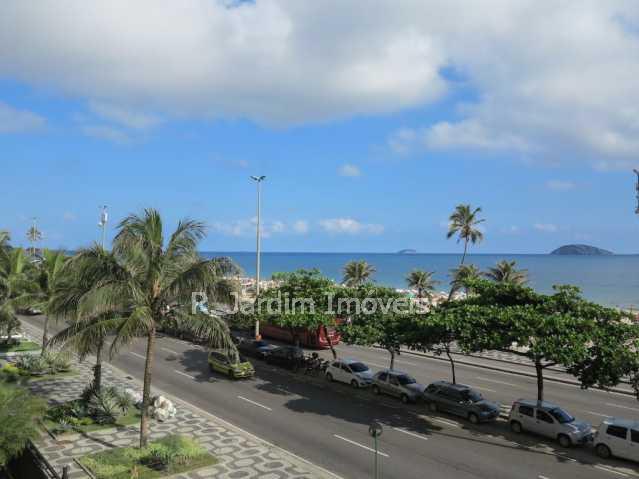 Vista  - Apartamento 4 Quartos Ipanema Zona Sul Rio de Janeiro RJ - LAAP40220 - 1