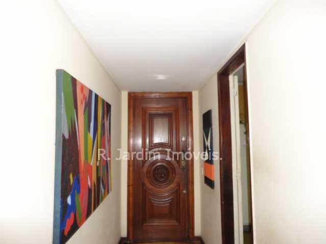 Hall de entrada - Apartamento Rua Barão de Ipanema,Copacabana, Zona Sul,Rio de Janeiro, RJ À Venda, 3 Quartos, 134m² - LAAP30482 - 3