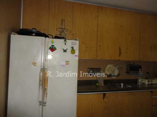 Cozinha foto 1 - Apartamento Rua Barão de Ipanema,Copacabana, Zona Sul,Rio de Janeiro, RJ À Venda, 3 Quartos, 134m² - LAAP30482 - 16