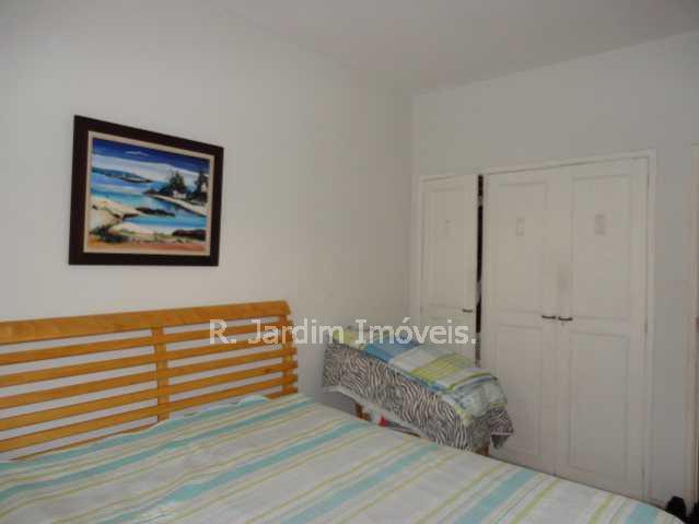 Suíte foto 1 - Apartamento Rua Barão de Ipanema,Copacabana, Zona Sul,Rio de Janeiro, RJ À Venda, 3 Quartos, 134m² - LAAP30482 - 10