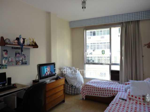 Quarto foto 1 - Apartamento Rua Barão de Ipanema,Copacabana, Zona Sul,Rio de Janeiro, RJ À Venda, 3 Quartos, 134m² - LAAP30482 - 8
