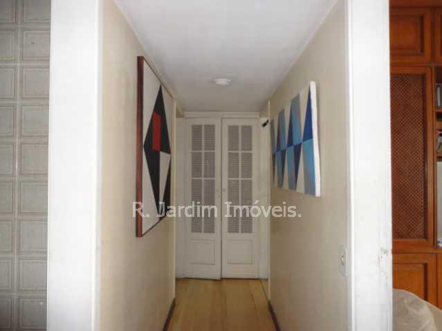 Circulação - Apartamento Rua Barão de Ipanema,Copacabana, Zona Sul,Rio de Janeiro, RJ À Venda, 3 Quartos, 134m² - LAAP30482 - 5