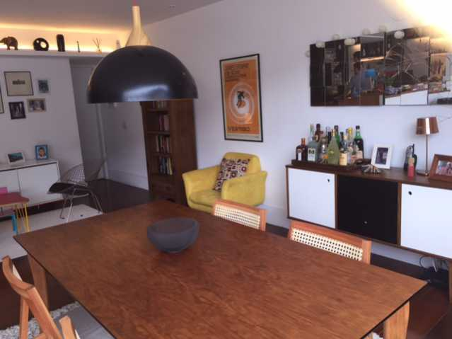 Espaço Jantar - Apartamento / Residencial / Humaitá / Zona Sul / Rio de Janeiro RJ - LAAP30500 - 9