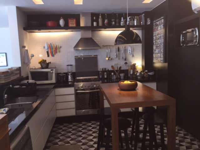 Copa cozinha foto 2 - Apartamento / Residencial / Humaitá / Zona Sul / Rio de Janeiro RJ - LAAP30500 - 11
