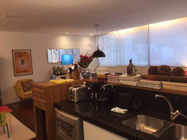 Copa cozinha - Apartamento / Residencial / Humaitá / Zona Sul / Rio de Janeiro RJ - LAAP30500 - 10