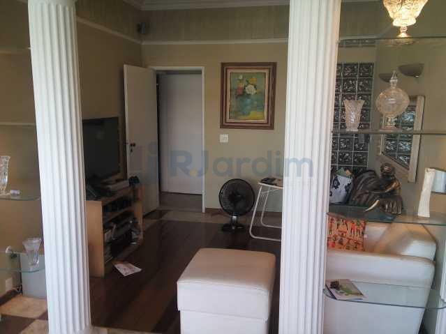 Sala de TV - Apartamento À VENDA, Botafogo, Rio de Janeiro, RJ - LAAP30503 - 5
