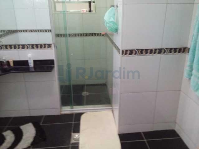 Banheiro Social - Apartamento À VENDA, Botafogo, Rio de Janeiro, RJ - LAAP30503 - 10