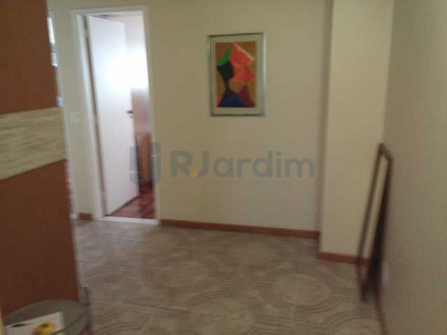 Circulação - Apartamento À VENDA, Botafogo, Rio de Janeiro, RJ - LAAP30503 - 11