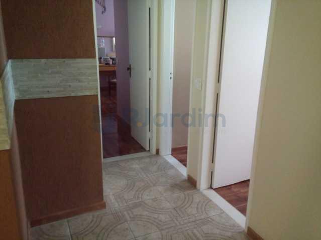 Circulação - Apartamento À VENDA, Botafogo, Rio de Janeiro, RJ - LAAP30503 - 12