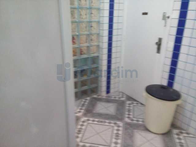 Área de serviço - Apartamento À VENDA, Botafogo, Rio de Janeiro, RJ - LAAP30503 - 24