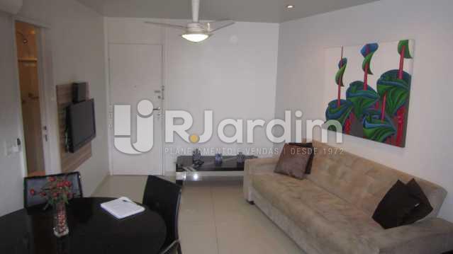 Sala - Flat / Residencial / Leblon / Zona sul / Rio de Janeiro RJ - LAFL10013 - 5