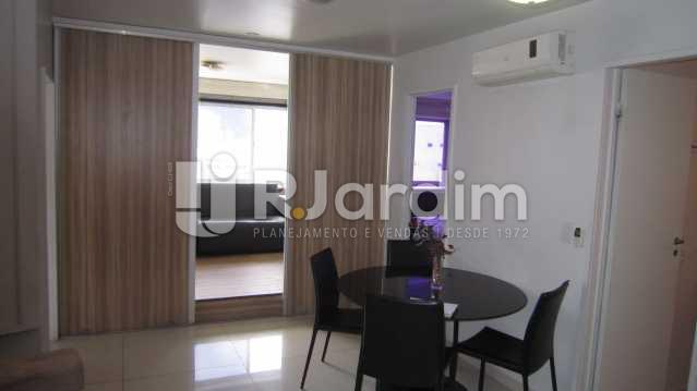 Ambiente de jantar - Flat / Residencial / Leblon / Zona sul / Rio de Janeiro RJ - LAFL10013 - 4