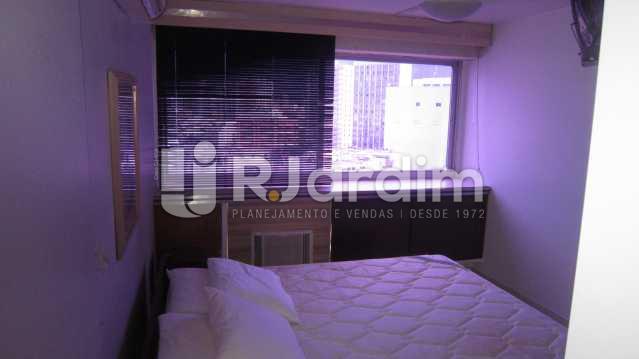 Quarto 1 - Flat / Residencial / Leblon / Zona sul / Rio de Janeiro RJ - LAFL10013 - 9