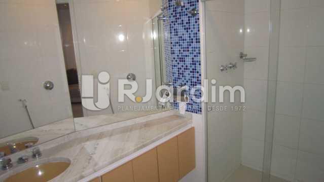 Banheiro social - Flat / Residencial / Leblon / Zona sul / Rio de Janeiro RJ - LAFL10013 - 11
