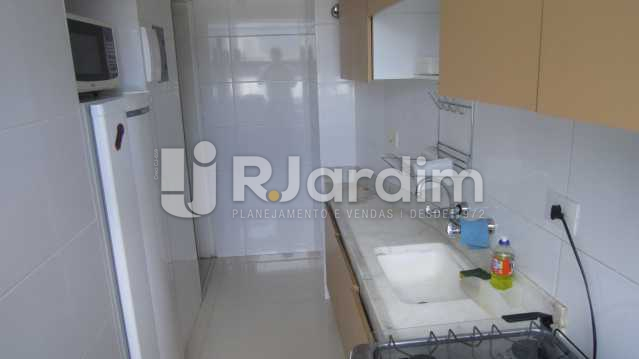 Cozinha - Flat / Residencial / Leblon / Zona sul / Rio de Janeiro RJ - LAFL10013 - 13